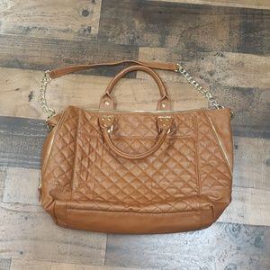 Steve Madden Bags - Steve Madden Quilted Tote